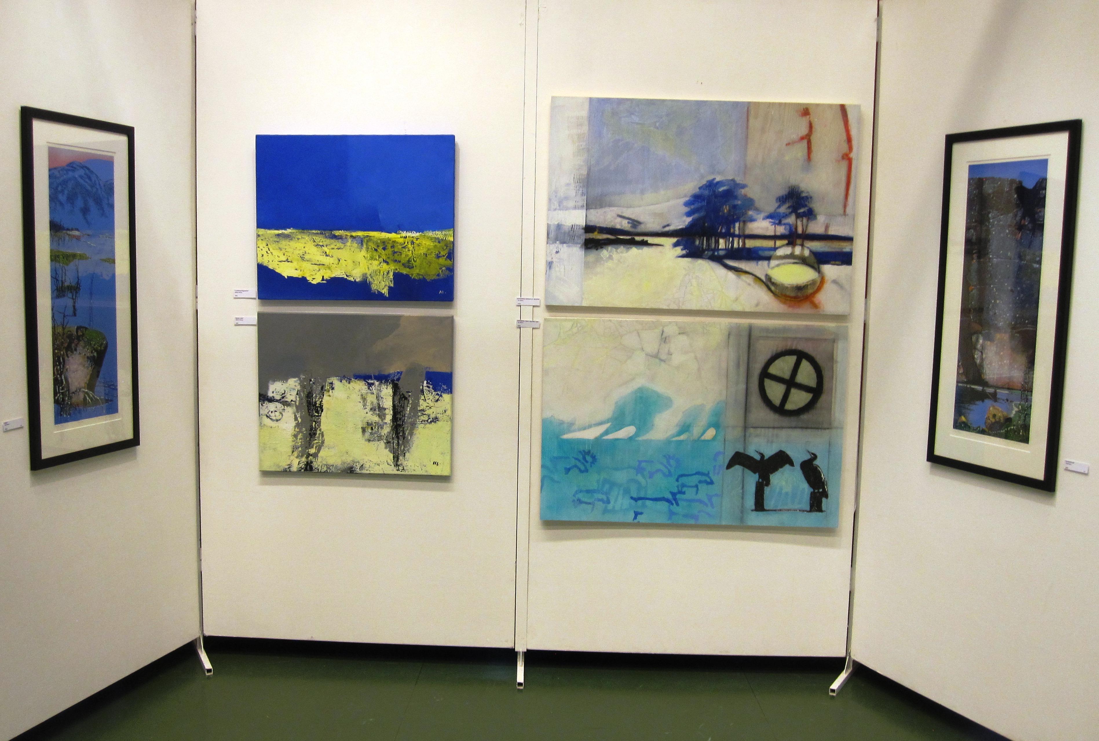 Rolf Nerli, Mathis Nango og Ole Storm
